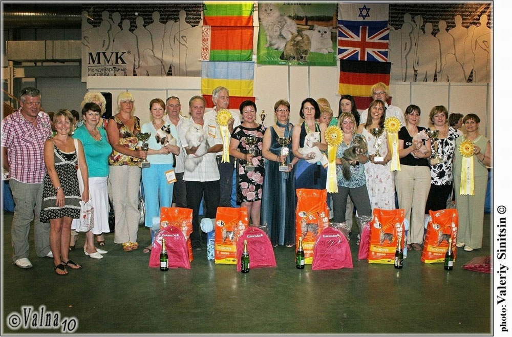 WCF World Show Moscow June 26th – 27th, 2010