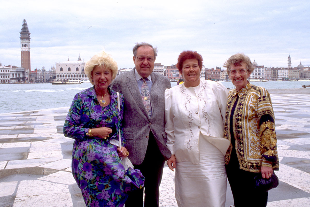the cat association presidents in Venice